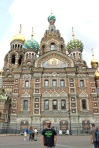 The famous Church on Spilled Blood.